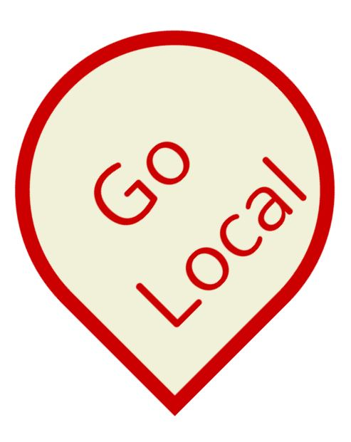 Go local in the Baltimore Area!